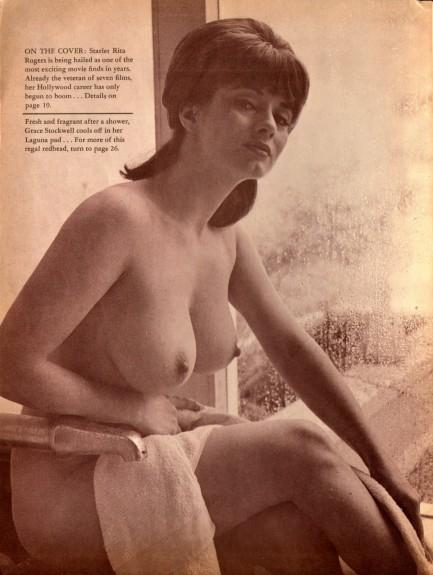 Brenda Sykes  nackt