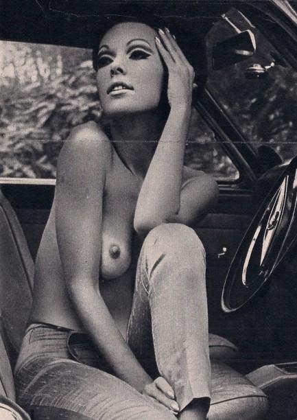 Susan Strasberg  nackt