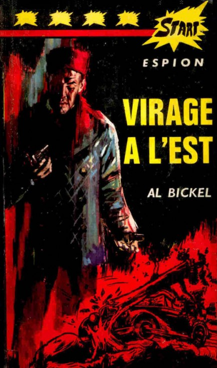 French Pulp Cover, Virage A L'Est