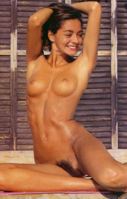 Erica durance nudist